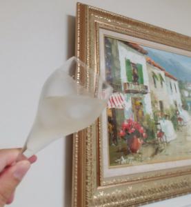 フレシネアイスのグラス