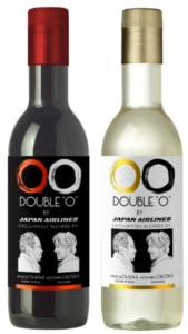 """「DOUBLE""""O""""」の赤白ワインセット"""