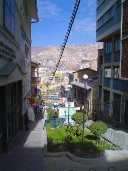 アンデス 山脈