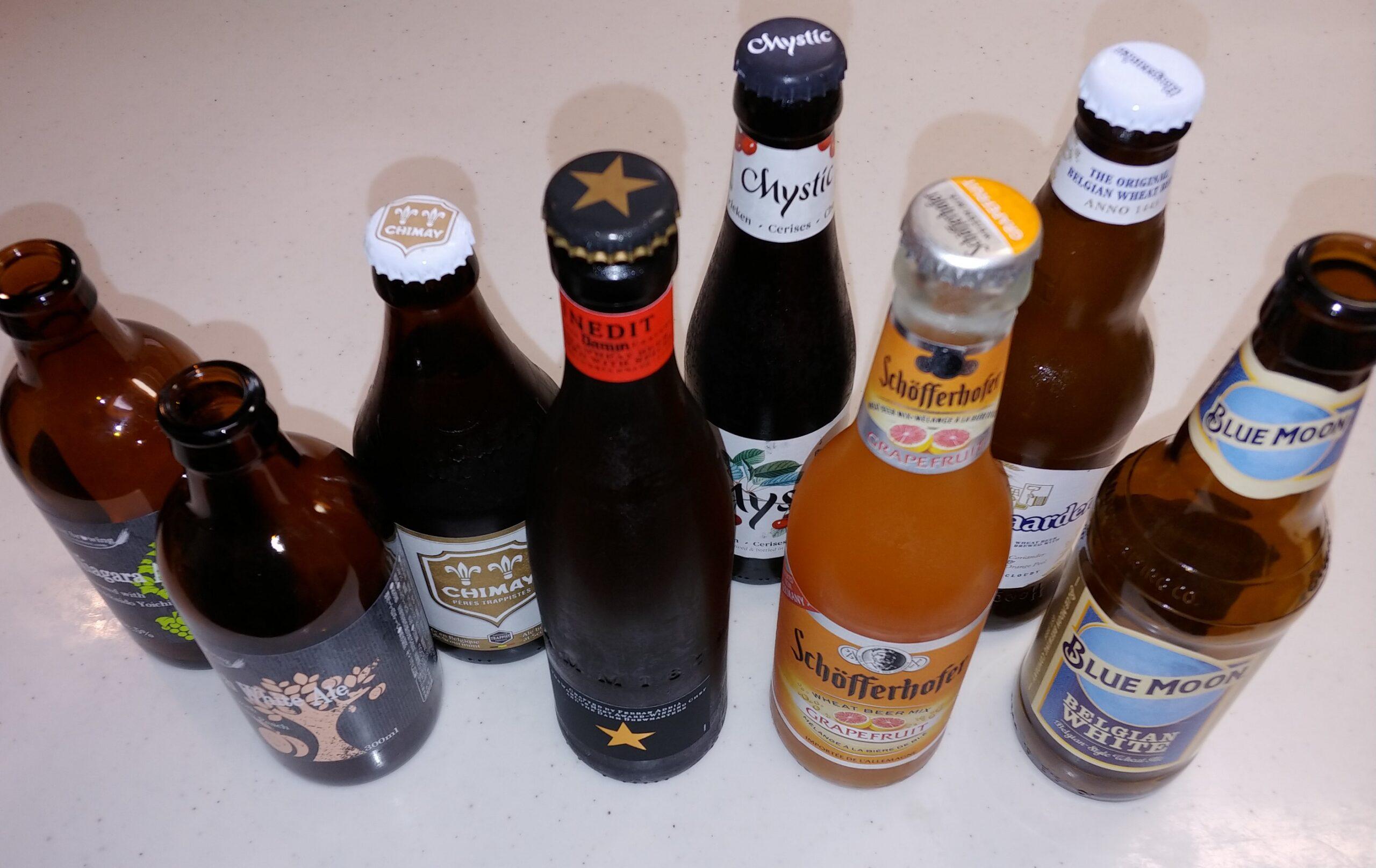 楽天市場で購入した、世界のビール飲み比べセット